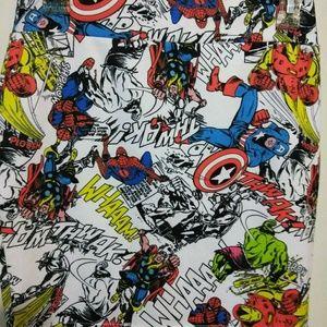 Marvel Superhero skirt